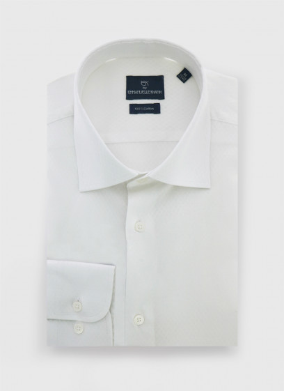 Regular fit shirt by Emmanuelle Khanh