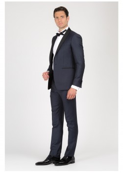 Shawl collar semi-slim fit tuxedo T.G DI FABIO