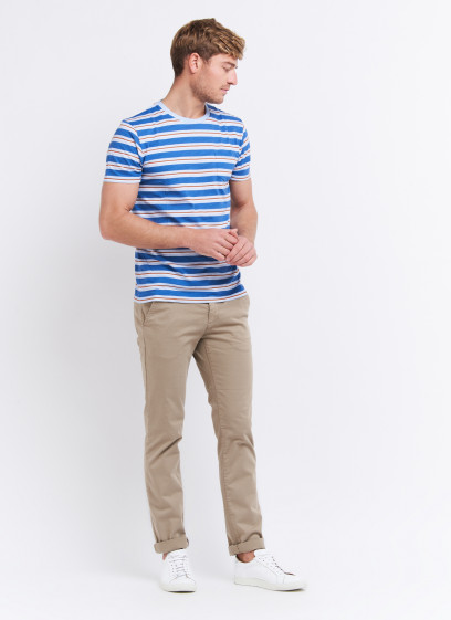 Striped T-shirt by Charles Le Golf