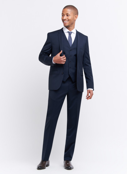 Slim fit suit by Charles Le Golf