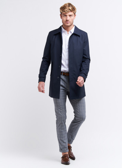 Trench coat by Charles Le Golf