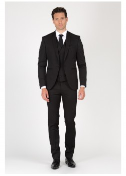 Three-pieces shawl collar tuxedo SEVENSON