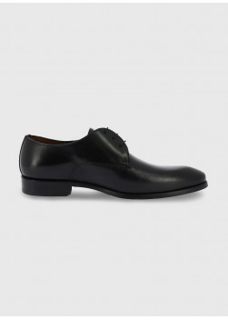 Leather derby shoe by Charles Le Golf