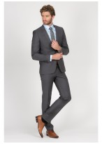 Ermenegildo Zegna - Slim Fit 23 - Dark Grey