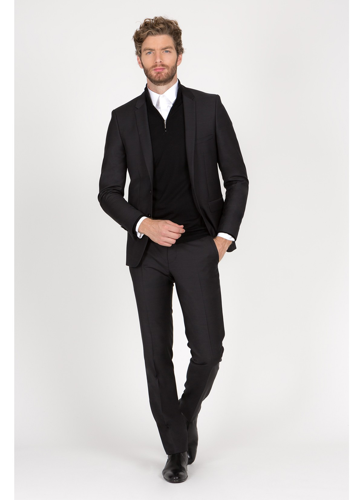 Ermenegildo Zegna - Slim Fit 24 - Anthracite grey