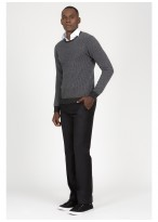 Round neck in wool and cashmere Emmanuelle Khanh