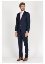Regular fit suit T.G di Fabio Navy blue - 61U60/1/14