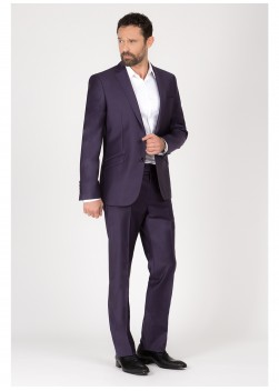Semi-slim fit Suit Emmanuelle Khanh