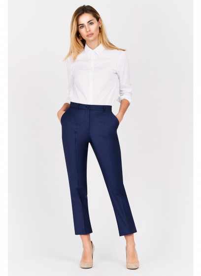 Slim fit trousers Emmanuelle Khanh
