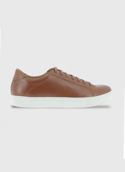 Leather sneakers Emmanuelle Khanh