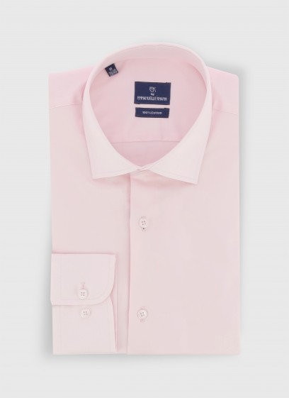 ITALIAN COLLAR REGULAR SHIRT EMMANUELLE KHANH