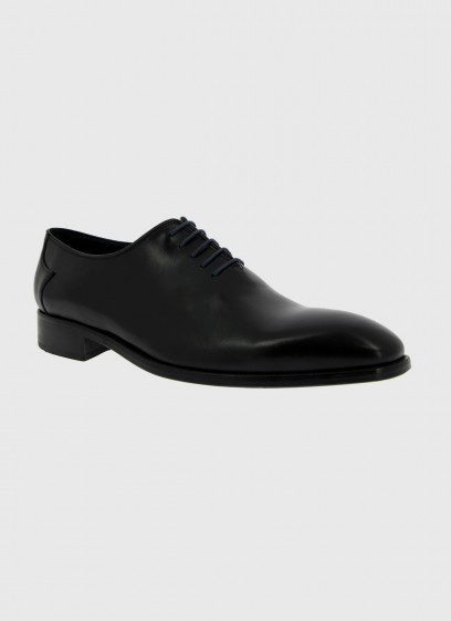 Leather brogue shoe by Emmanuelle Khanh