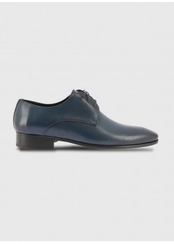 Leather Derby Shoe Emmanuelle Khanh