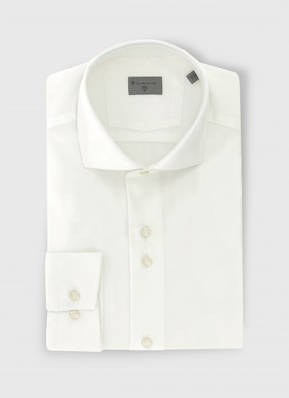 ITALIAN COLLAR REGULAR SHIRT Stanbridge