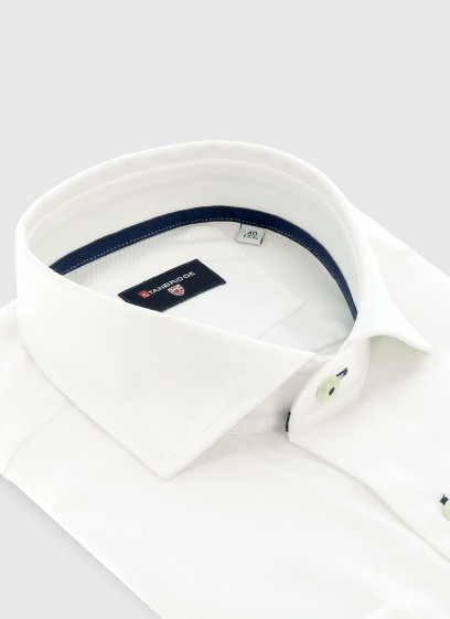 Italian collarslim shirt Stanbridge