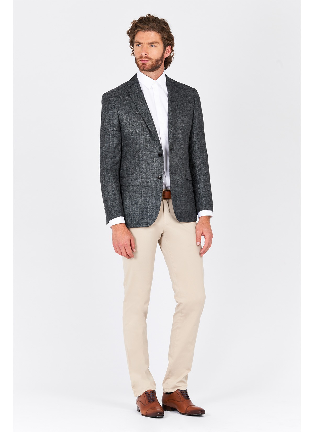 Slim fit jacket Lanificio F.ILLI Cerruti DAL 1881