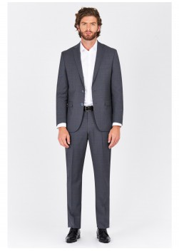 Costume regular fit Lanificio F.ILLI Cerruti DAL 1881 _ Gris - 3082/43/4