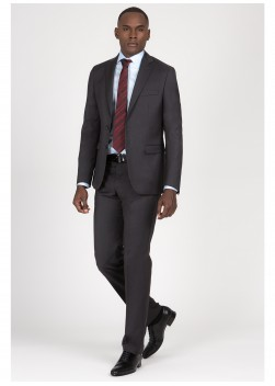 Regular fit suit Lanificio F.LLI Cerruti DAL 1881 Navy blue - 8220/1/8884