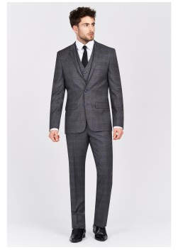 Slim fit suit Lanificio F.LLI Cerruit DAL 1881