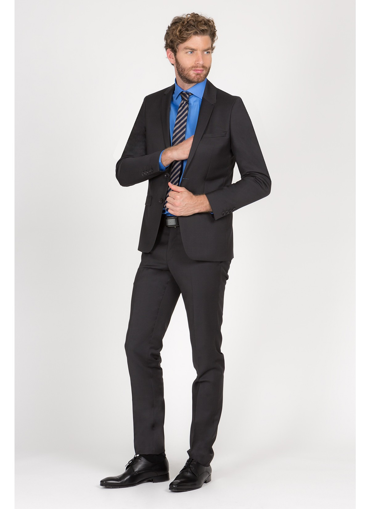 Slim fit suit T.G di Fabio