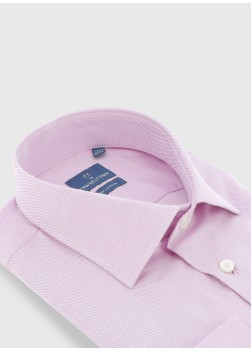 Cotton regular fit shirt by Emmanuelle Khanh