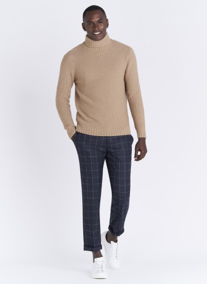 Emmanuelle Khanh Turtulneck wool sweater