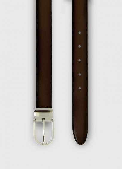 Leather belt Stanbridge