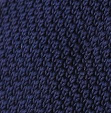 navy blue knitting
